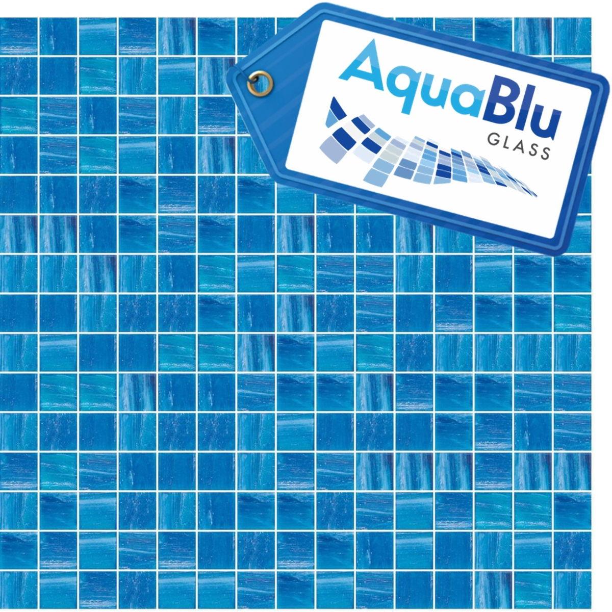 Buy Mosaic Glass Tile Online  Shop By Brand  Aquablu Mosaics