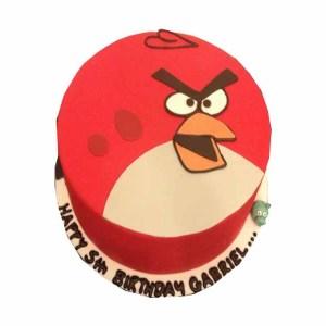 Angry Bird designer Cake