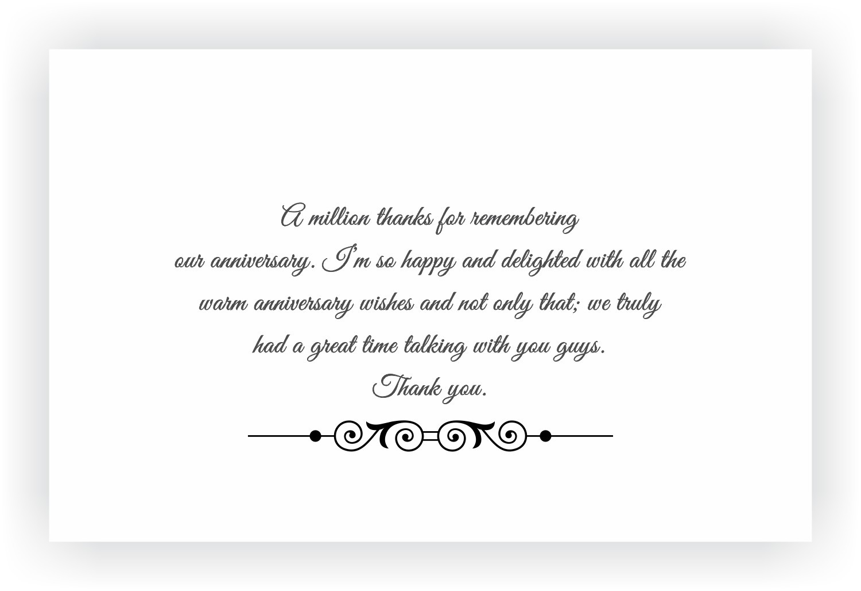 25th Wedding Anniversary Invitation & Return Gifts