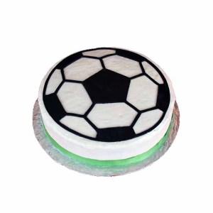 Football designer Shape Cake