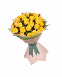 Yellow Roses Special Hand Bunch