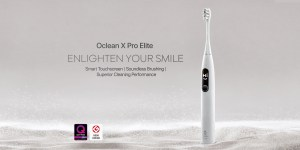 Oclean X Pro Elite… H Elite της υγιεινής για τα δόντια σας.