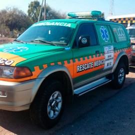 UCB emergencias presente en el evento deportivo WTCC – WORLD TOURING CAR CHAMPIONSHIP