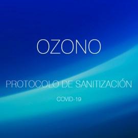 Protocolo de SANITIZACION con OZONO en UCB emergencias