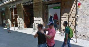 Benetton negozio chiuso