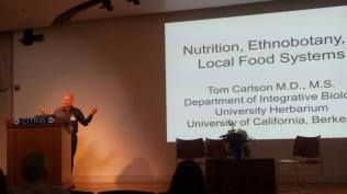 """Dr. Tom Carlson from Integrative Biology - UC Berkeley discusses the importance of """"Nutrition, Ethnobiology, and Global Food Systems."""""""