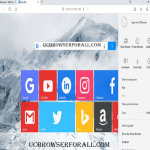 UC Browser For PC Windows 7   Free Download UC Browser