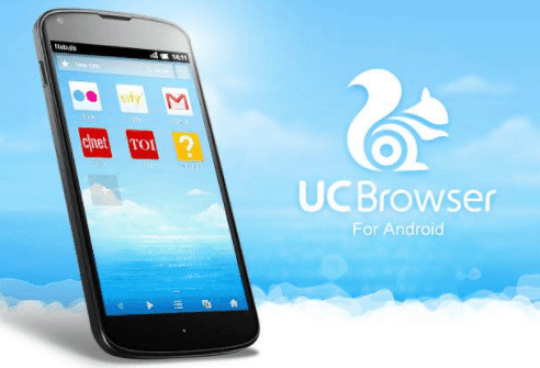 Free UC Browser for Java app - download UC Browser