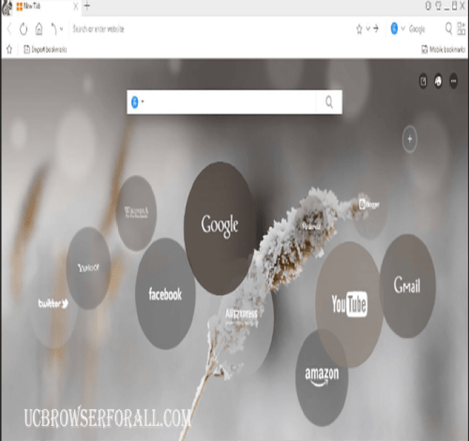 Download Free UC browser for windows 7.0.6.1042 | Download UC browser