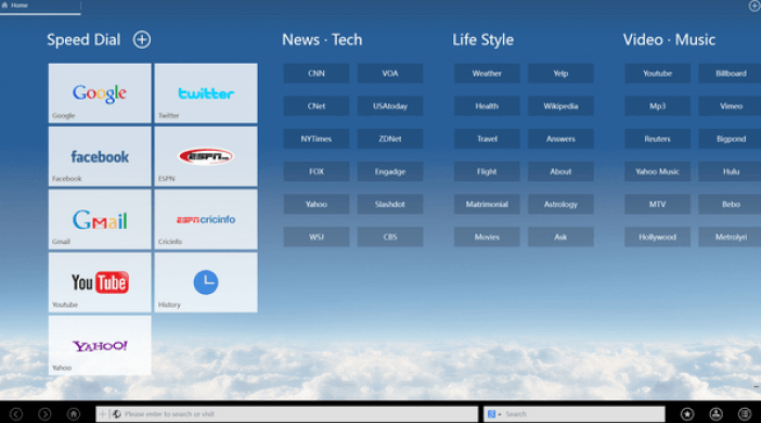 Free Download UC Browser for PC V5.2.3635.1033 - Free UC Browser