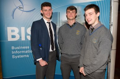 Shane Donegan, Presentation Brothers, Eoghan O'Brien and Richard Hurley, Rochestown College