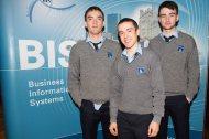 James Walsh, Ciaran Healy and Sean Conln, Ballincollig Community School