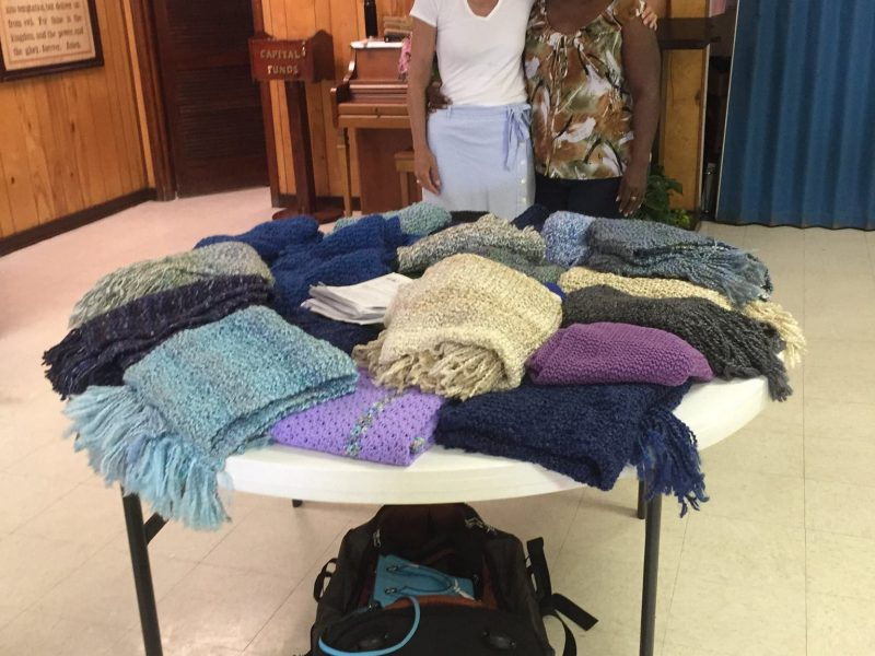 Amy Holbrook Prayer Shawl