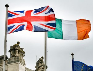 Majority of Irish people think the UK should remain in the EU