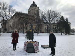 Government of Manitoba makes a Statement on Holodomor