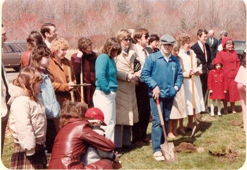 1983 Groundbreaking