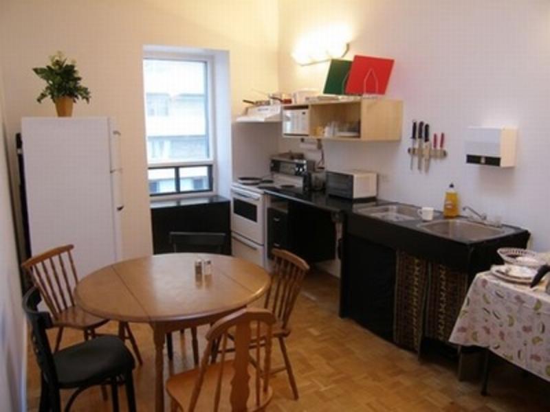 Hostales residencias habitaciones de Montreal en Canad