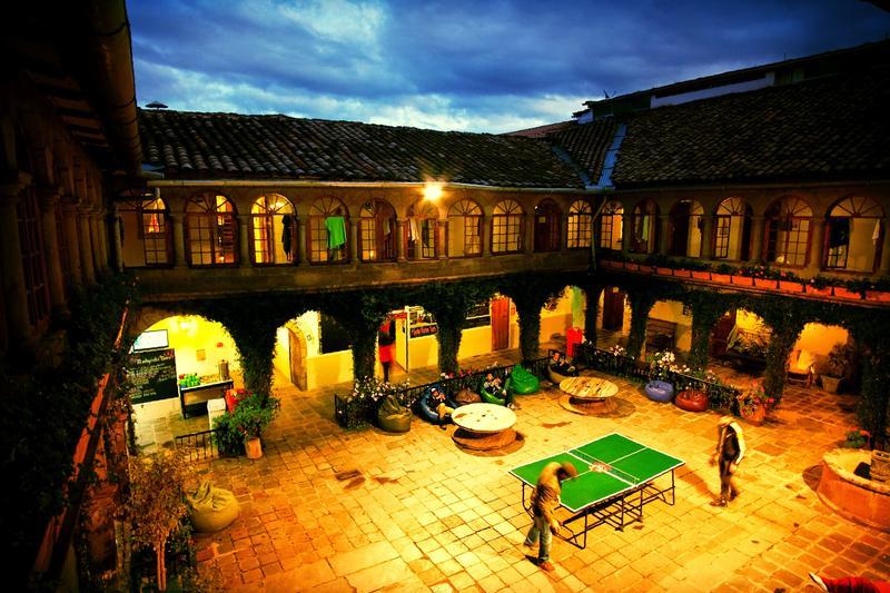 Pariwana Hostel Cusco in Cusco Peru  Find Cheap Hostels