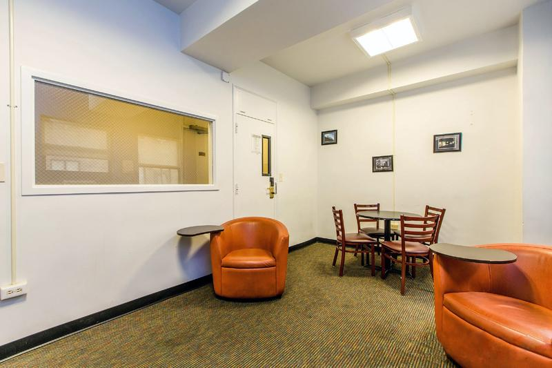 Vanderbilt Ymca Weight Room