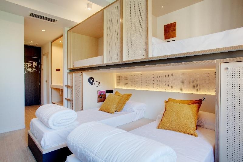 Toc Hostel Madrid in Madrid Spain  Find Cheap Hostels