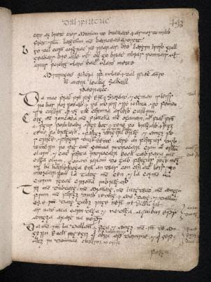 'Book of Genealogies' manuscript 14 page 493