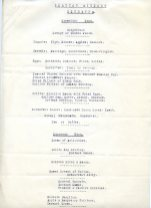 Shannon Airport menu from 1946, pg1 (UCDA LA27/758)