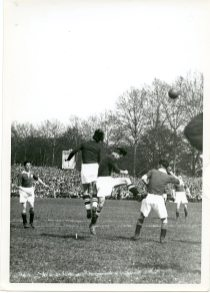 Ireland v Switzerland, Basle 5 May 1935. © Photopress Zürich (UCDA P137/104).
