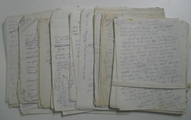 Numerous drafts