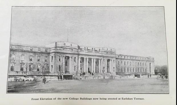 UCD Calendar 1919-1920