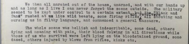 Fight at Clonmult 1921