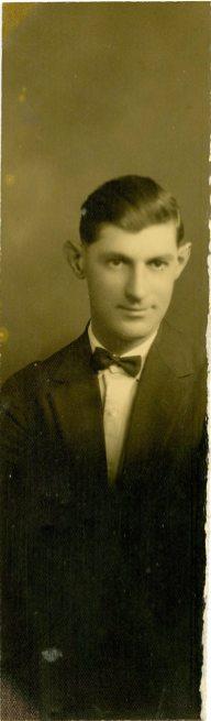 Is this Captain Daniel Mulvihill? (UCDA P64/10)
