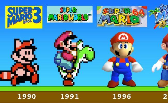 Momento Retrô Super Mario Bros União Cearense De Gamers