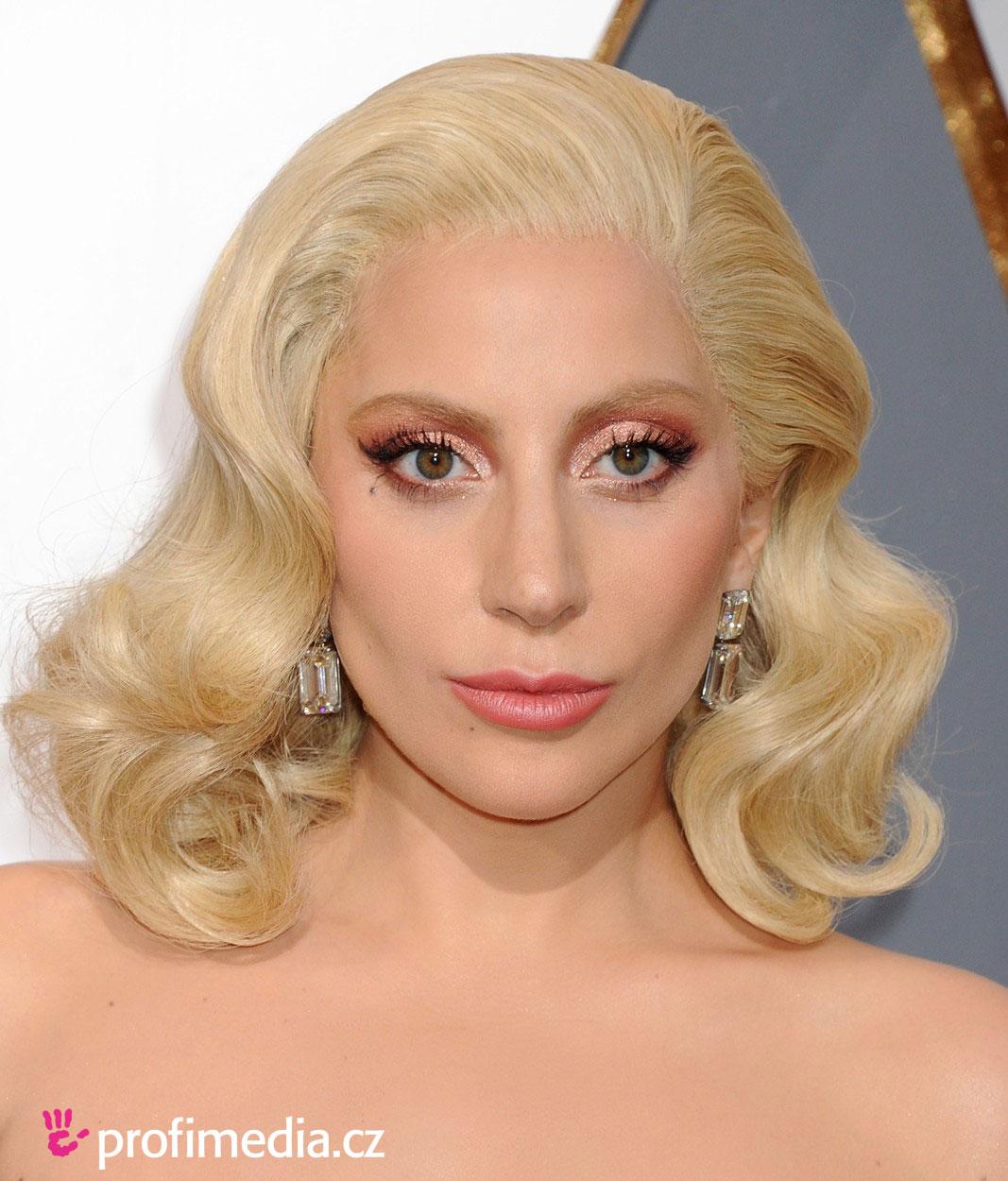 Lady Gaga Frisur Zum Ausprobieren In EFrisuren