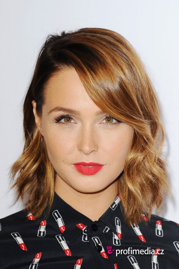 Camilla Luddington Short Hair