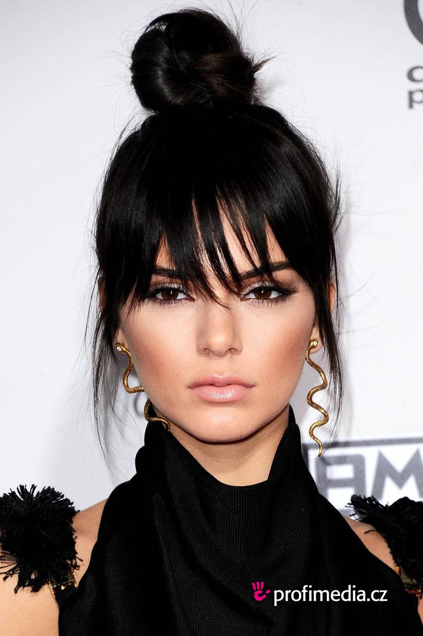 Kendall Jenner  frisur zum Ausprobieren in eFrisuren
