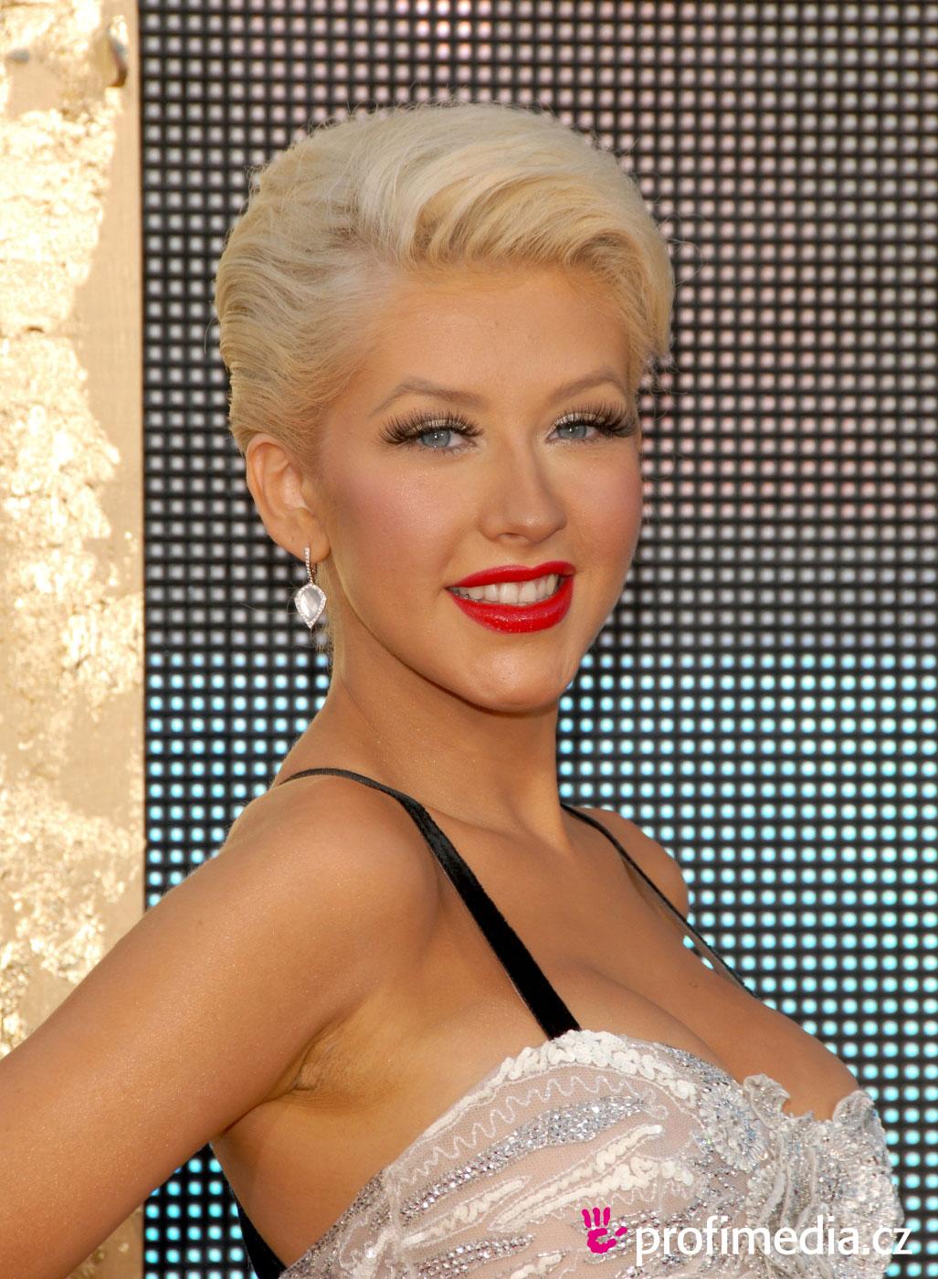 Christina Aguilera Frisur Zum Ausprobieren In EFrisuren