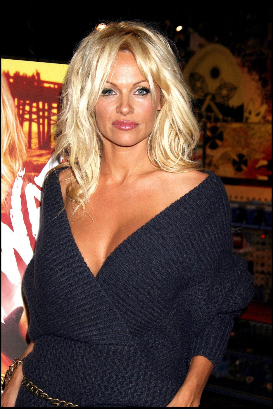 Pamela Anderson Frisur Zum Ausprobieren In EFrisuren