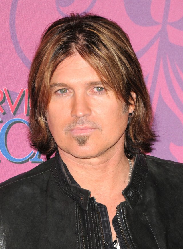 billy ray cyrus - - hairstyle - easyhairstyler