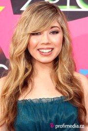 jennette mccurdy - hairstyle