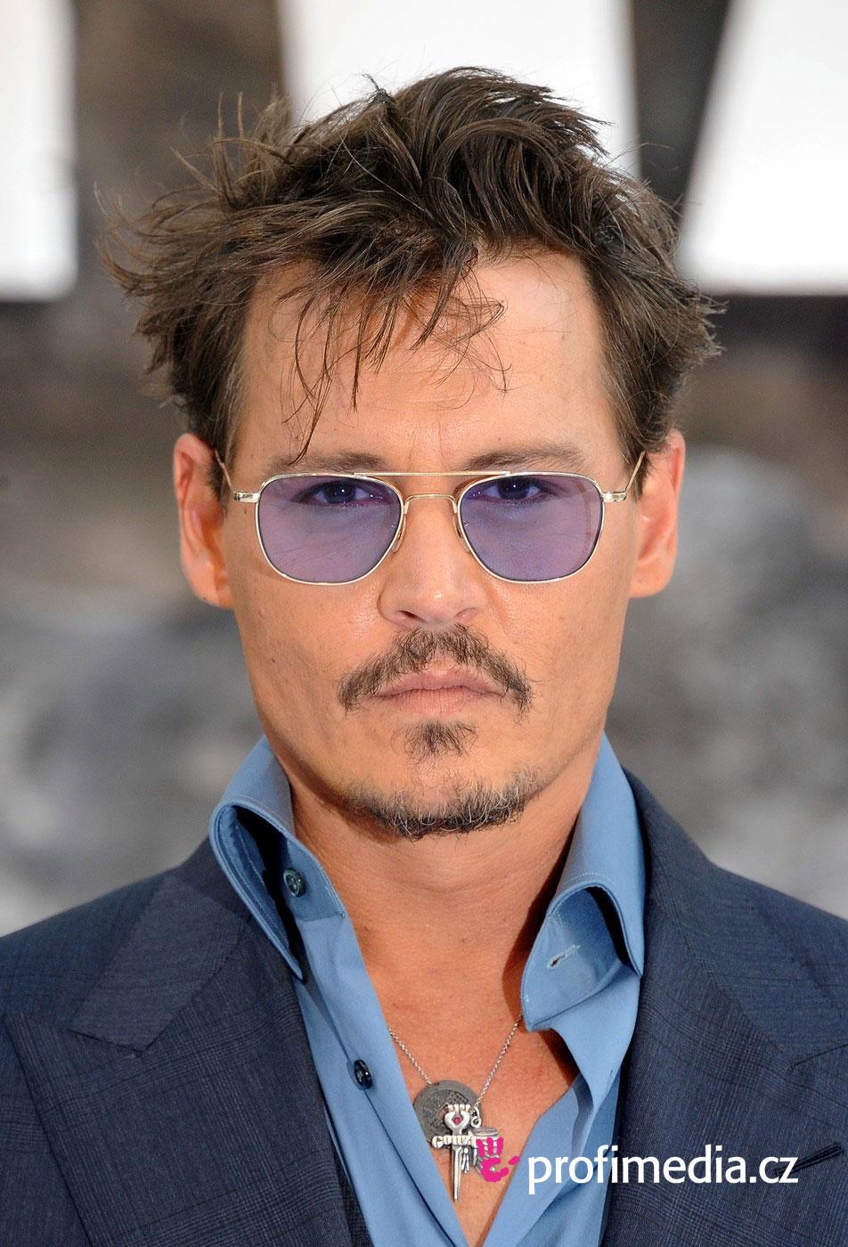 Johnny Depp Frisur Zum Ausprobieren In EFrisuren