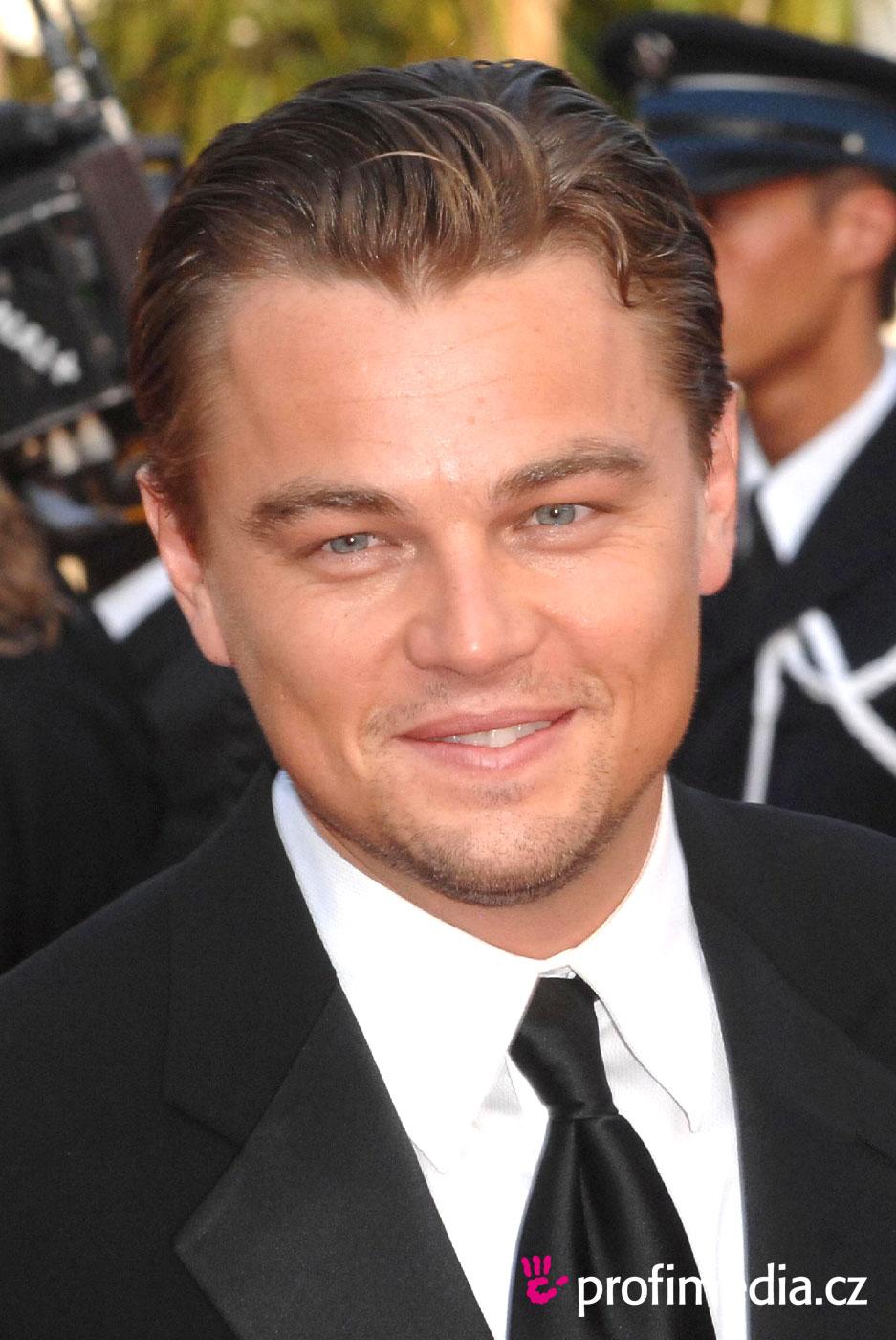 Leonardo DiCaprio Frisur Zum Ausprobieren In EFrisuren