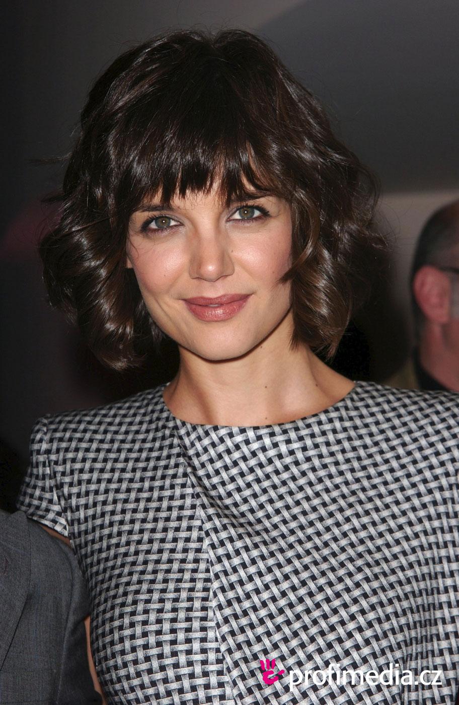 Katie Holmes Frisur Zum Ausprobieren In EFrisuren