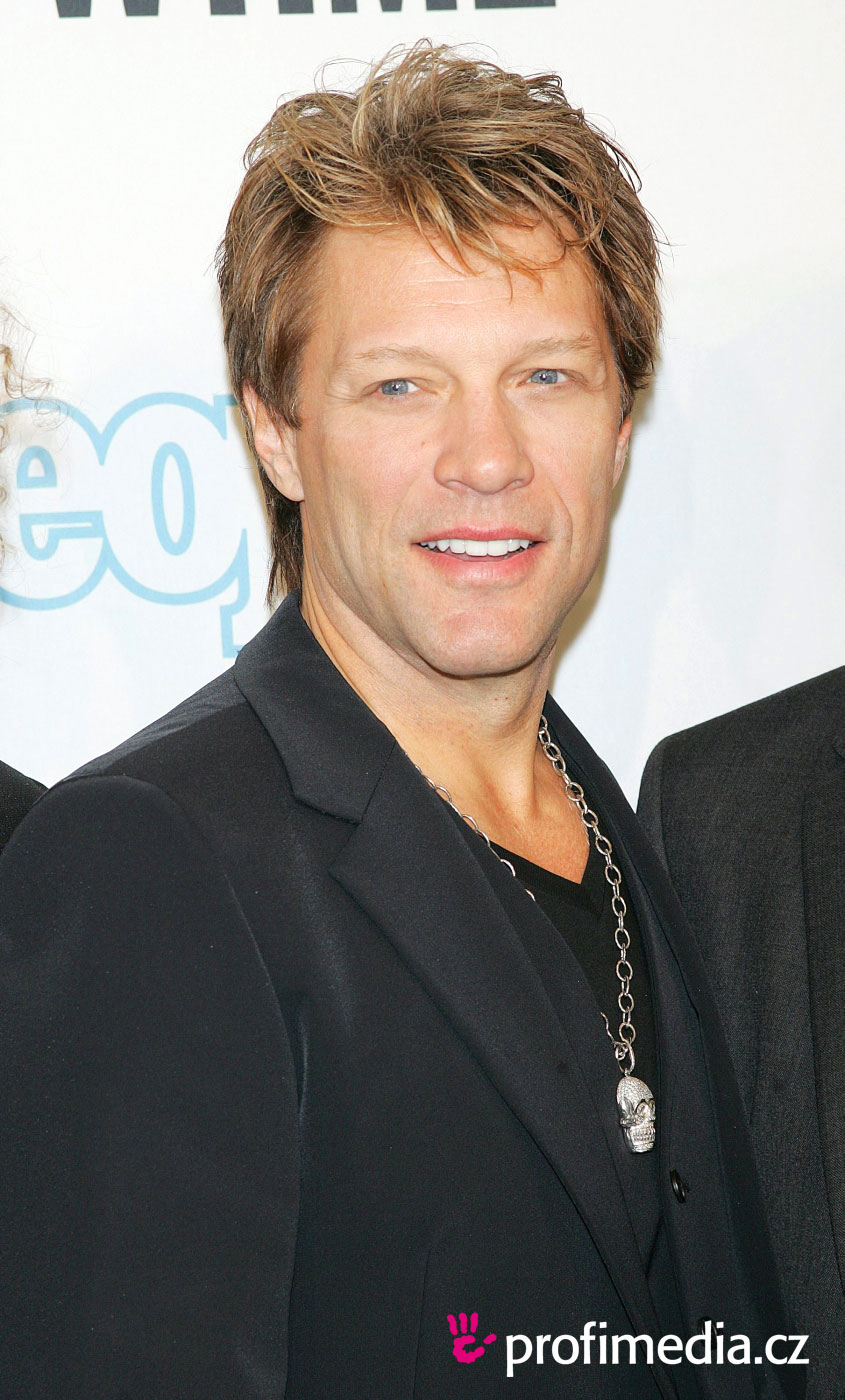 Jon Bon Jovi  frisur zum Ausprobieren in eFrisuren