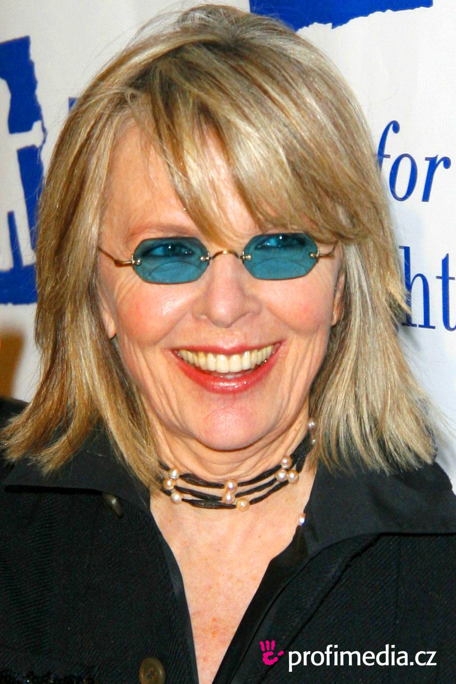 Diane Keaton  frisur zum Ausprobieren in eFrisuren