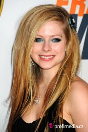 avril lavigne - hairstyle easyhairstyler