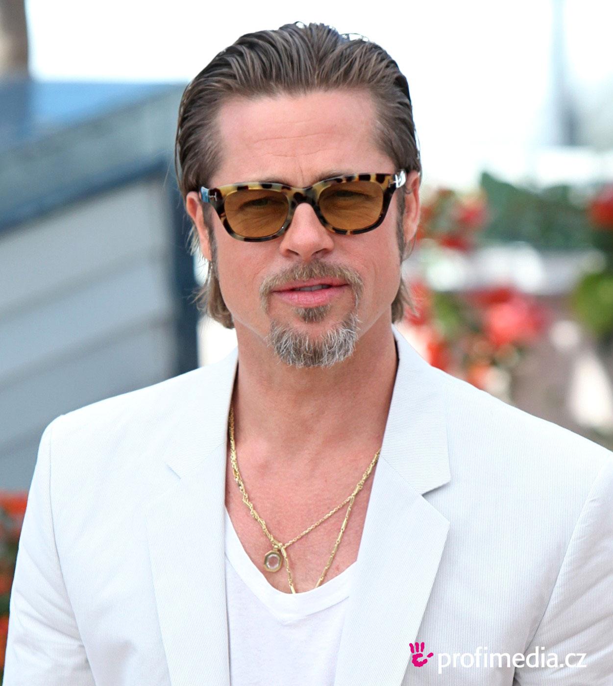 Brad Pitt Frisur Zum Ausprobieren In EFrisuren