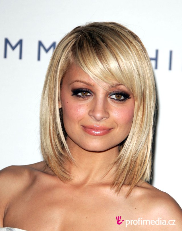 nicole richie - - hairstyle - easyhairstyler