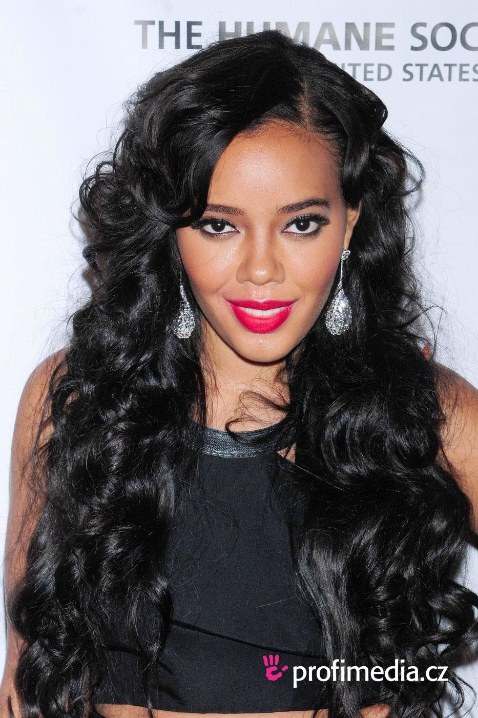 Angela Simmons Hairstyle EasyHairStyler