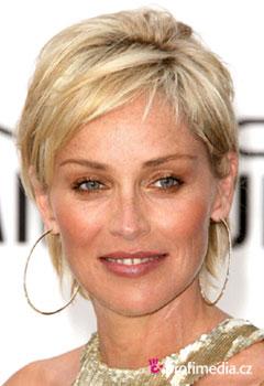 Sharon Stone Promi Frisuren Zum Ausprobieren In EFrisuren