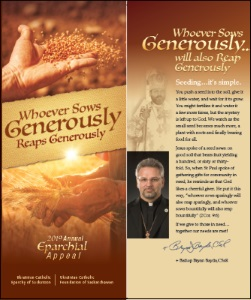 2016 Annual Eparchial Appeal